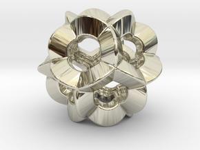Pendant-c-6-5-10-p1o in 14k White Gold