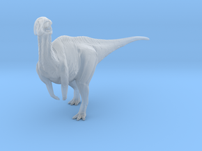 1/72 Parasaurolophus - Standing Hoot in Smooth Fine Detail Plastic