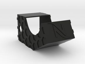Nespresso Magazin Holder - Right Sided in Black Natural Versatile Plastic