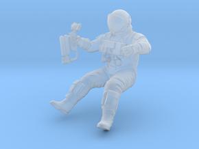 Gemini EVA Astronaut / 1:48 in Smoothest Fine Detail Plastic