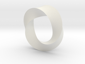 TWIST3 in White Natural Versatile Plastic