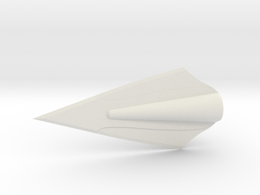 Eskimo Broadhead in White Natural Versatile Plastic