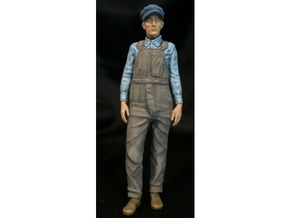 1:32 Scale Pippin Standing in Smooth Fine Detail Plastic
