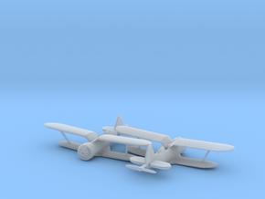 1/240 Polikarpov I-153 in Smoothest Fine Detail Plastic