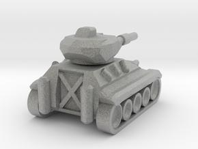 Schützenpanzer in Metallic Plastic