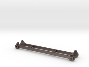 Coupling rods for North Staffordshire Railway B cl in Stainless Steel