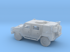 IVECO-Lince-1-144 in Smooth Fine Detail Plastic
