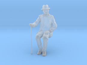 1:32 scale David sitting FUD in Smoothest Fine Detail Plastic