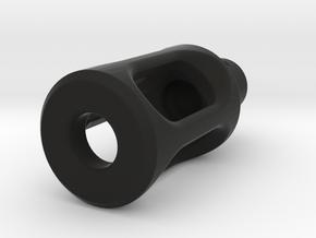 Tritium Lantern 1D Shorty (3x11mm Vials) in Black Natural Versatile Plastic