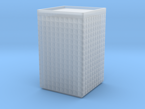 Hesco 5x5x8-15mm in Smooth Fine Detail Plastic