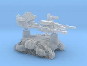 DRONE FORCE - Twin Weapon Platform in Frosted Ultra Detail