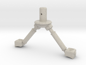 3d Strut Shuttle 3-3 in Natural Sandstone