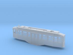 Gehäuse OEG Halbzug Triebwagen in Frosted Ultra Detail