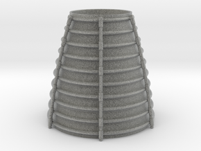 3d Shuttler Engine Cone Arc in Full Color Sandstone
