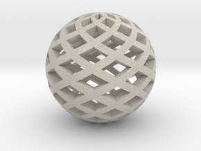 Sphere, Small in Natural Sandstone