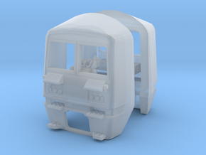 Class 456 Cabs for N Gauge, 1:148th Scale in Smooth Fine Detail Plastic