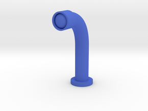 The Periscope in Blue Processed Versatile Plastic