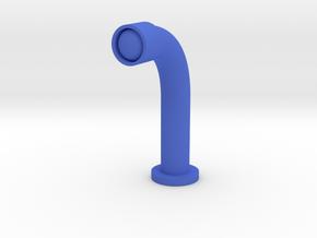 The Periscope in Blue Processed Versatile Plastic