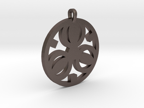 Pendant in Stainless Steel