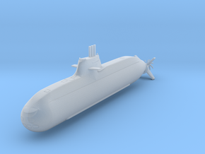 Type 212 (FUD) in Smooth Fine Detail Plastic: 1:700