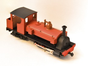 BEDDGELERT (009) in Smooth Fine Detail Plastic