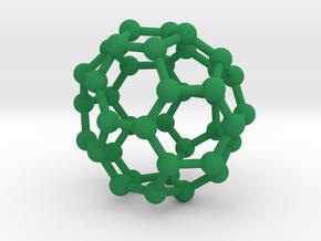 0149 Fullerene C40-37 c2v in Green Processed Versatile Plastic