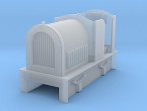 O9 diesel loco 7  in Smooth Fine Detail Plastic