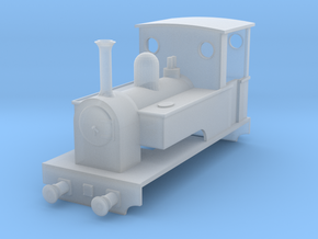OO9 Kerr Stuart 0-6-0T - Minitrix Dock Tank in Smooth Fine Detail Plastic