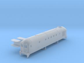 NS 2600 (H0 & N) in Smooth Fine Detail Plastic: 1:160 - N