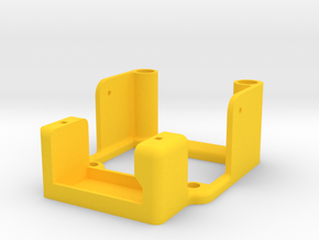 Tilt base for ZMR250 in Yellow Strong & Flexible Polished