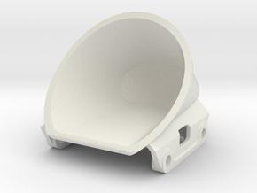 Wegusta Holland 450L J10 in White Natural Versatile Plastic
