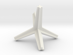 2015042324DaleStemenDesignTripod1000 in White Strong & Flexible