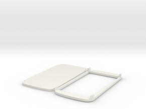 PAPERPROTO-Galaxy S6  in White Natural Versatile Plastic