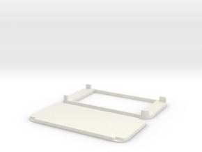 PAPERPROTO-6 PLUS in White Natural Versatile Plastic