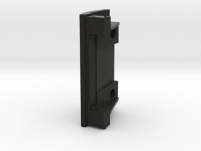 Front  Light Bump 4.17 in Black Natural Versatile Plastic