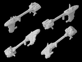 Nebulon B Frigate (1/7000) in White Strong & Flexible