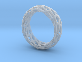 Trous Ring Size 7.5 in Smooth Fine Detail Plastic