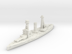 1/1800 Espana BB (Spanish Navy) in White Natural Versatile Plastic
