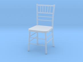 Chiavari Chair 1:48 in Smooth Fine Detail Plastic