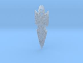 Decorative Arrow Head in Smoothest Fine Detail Plastic