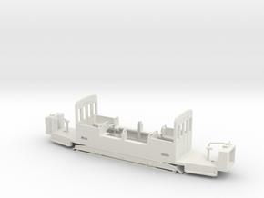 BVG TF 40 - Unterteil für pmt-Antrieb in White Natural Versatile Plastic