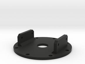 HR-OS1 Head Mount 3 in Black Natural Versatile Plastic