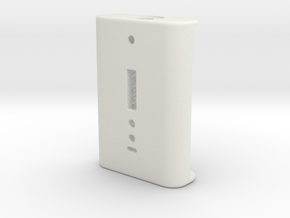 SX Mini Dual V2 (J chip, Temp control)  in White Natural Versatile Plastic
