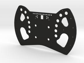 Red Bull F1 Wheel Base Plate - SLI-M Option in Black Strong & Flexible