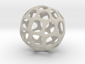 Voronoi sphere1 in Natural Sandstone