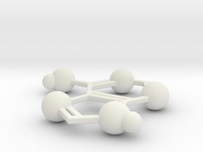 Adenine in White Strong & Flexible