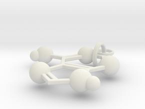 Adenine(ring added) in White Strong & Flexible