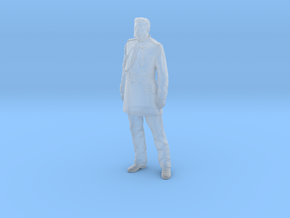 1:32 scale Kalakaua Standing in Smooth Fine Detail Plastic