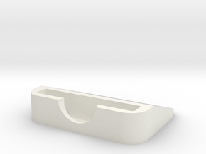 Stand For Iphone5 in White Natural Versatile Plastic