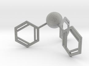 Triphenylphosphine in Metallic Plastic